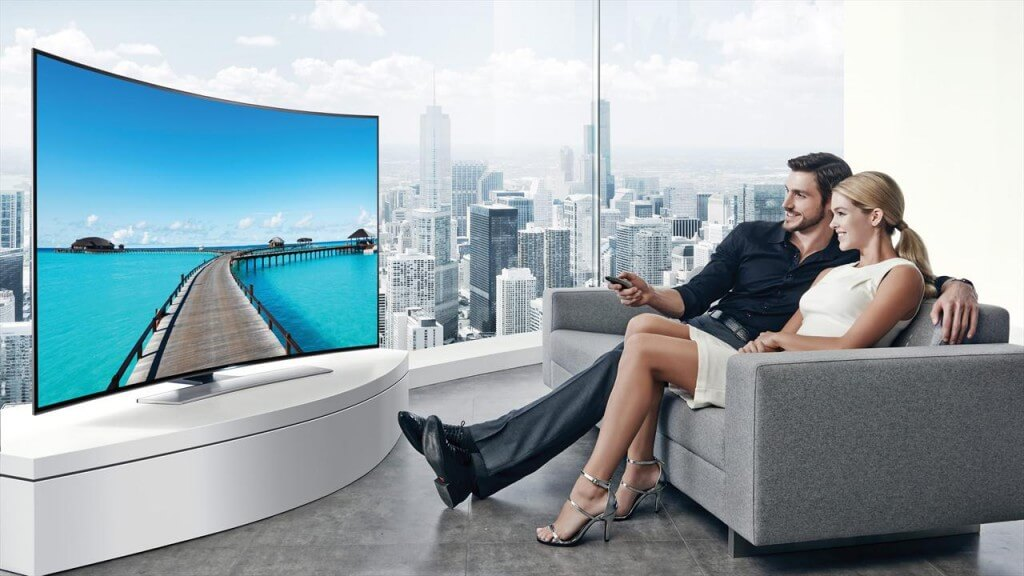 Remember distance, angle, and resolution when trying to determine what size TV do I need.
