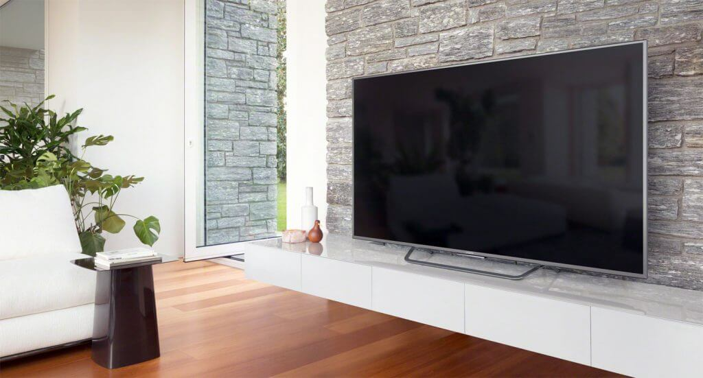 TV screen size is important for watching movies