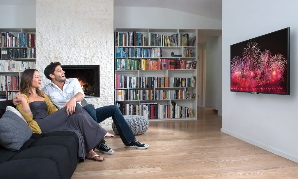 find the best TV for watching movies