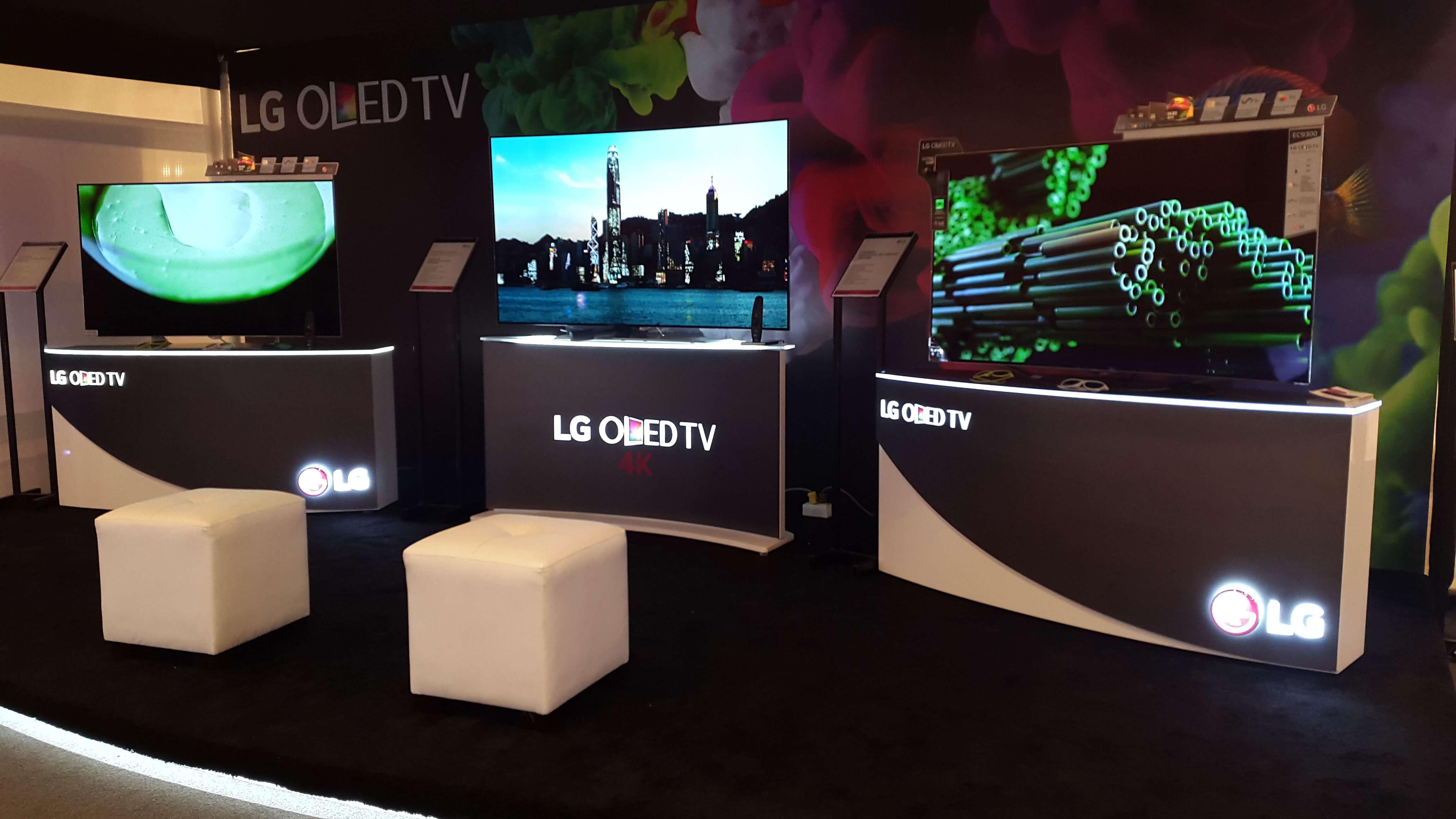 LG March Madness OLED tv bundle deals
