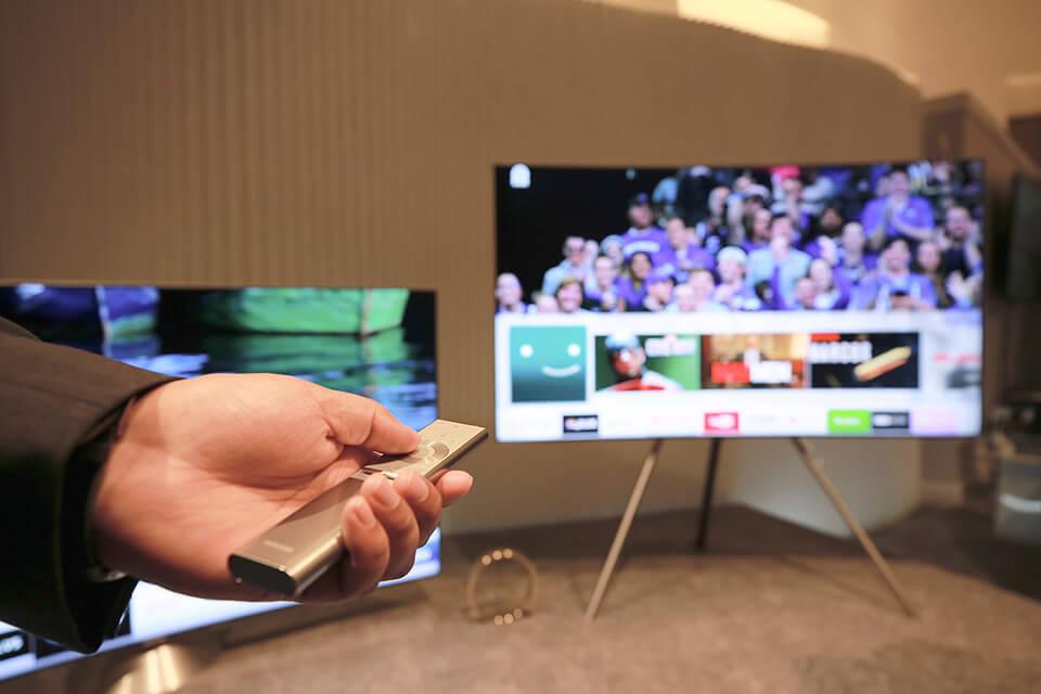 Samsung 2017 QLED Smart TV
