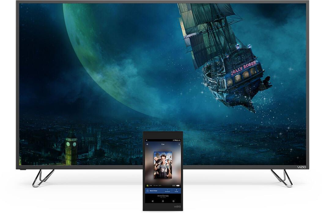 new 2017 Vizio SmartCast E-Series HDTV