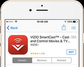 Vizio SmartCast E-Series App