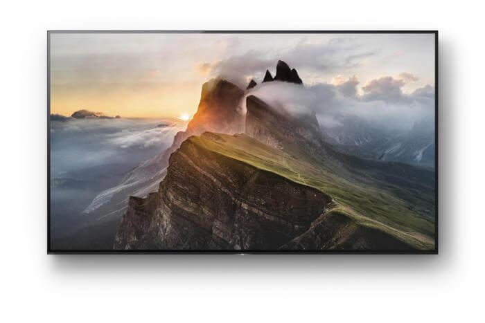 Sonys A1E OLED TV
