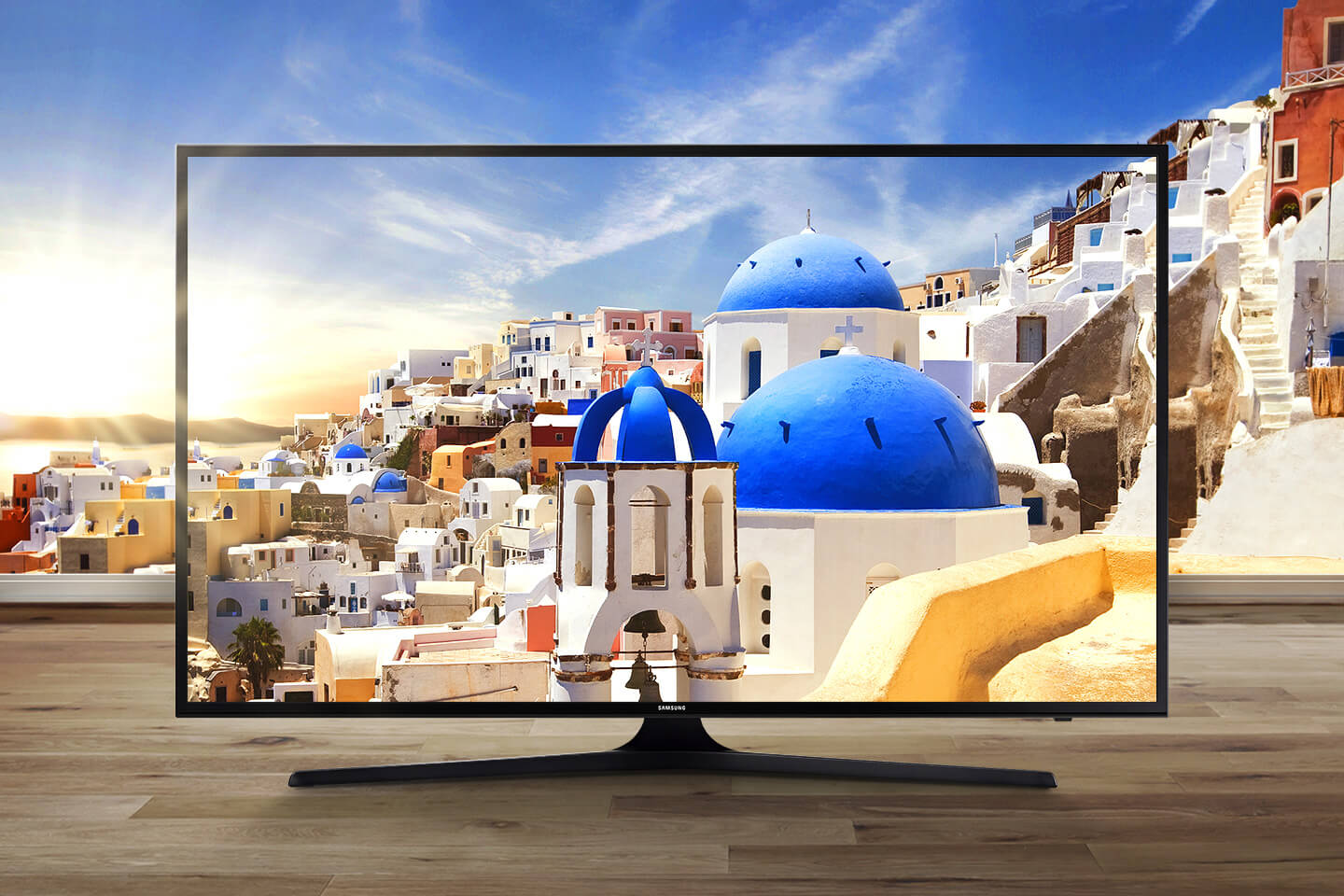 Samsungs 4K UHD LED TV has exceptional image quality