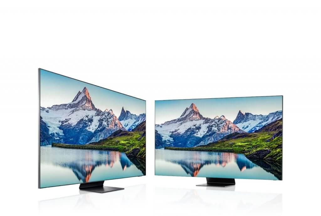 Samsung the world leader in QLED TV sets