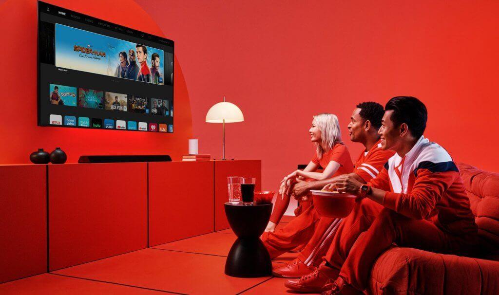 VIZIO Quantum Color UHD TV