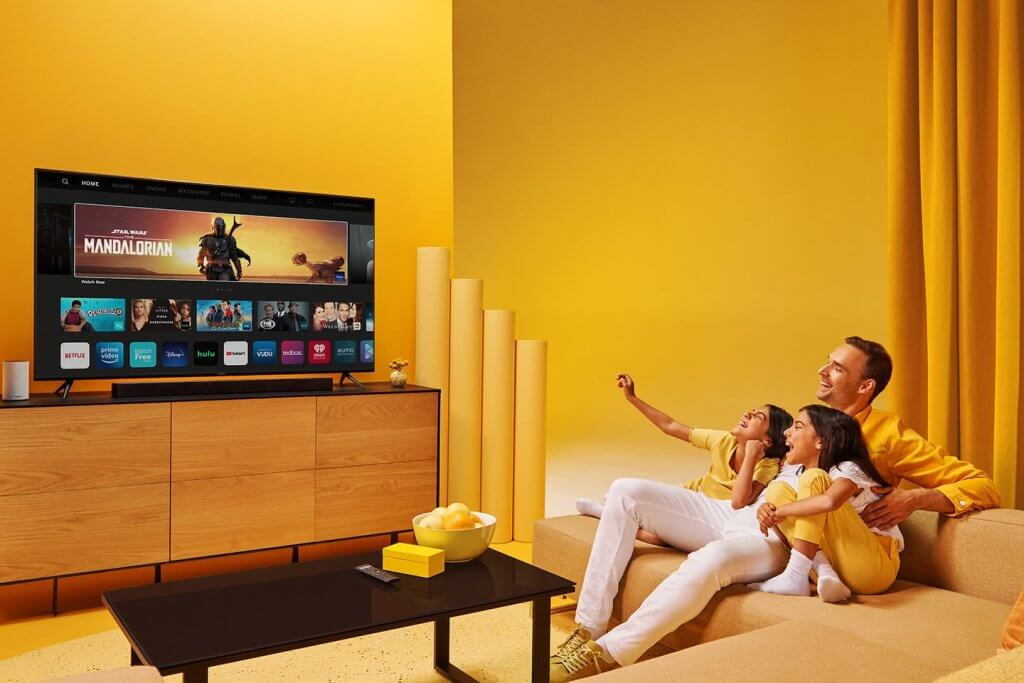 """?Ultra High Definition"""" or UHD refers to the TV having a 4K display resolution"""