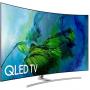 Samsung QN75Q8C Curved 75-Inch 4K Ultra HD Smart QLED TV